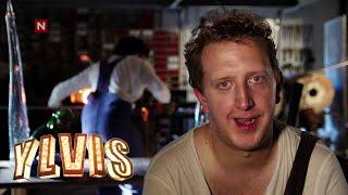 Ylvis - Vegard og Magnus blåser glass (English subtitles)