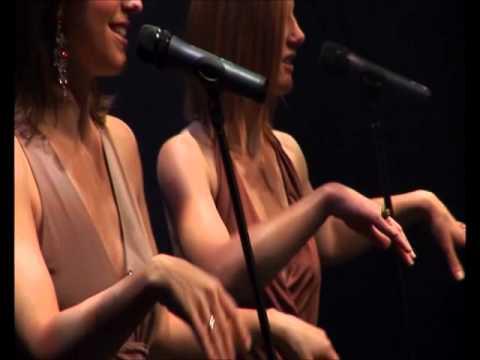 No More Blues a cappella (The Idea of North)