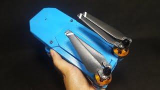 3D Yazıcı İle dji In Mavic Klon bir Quadcopter yapmak nasıl