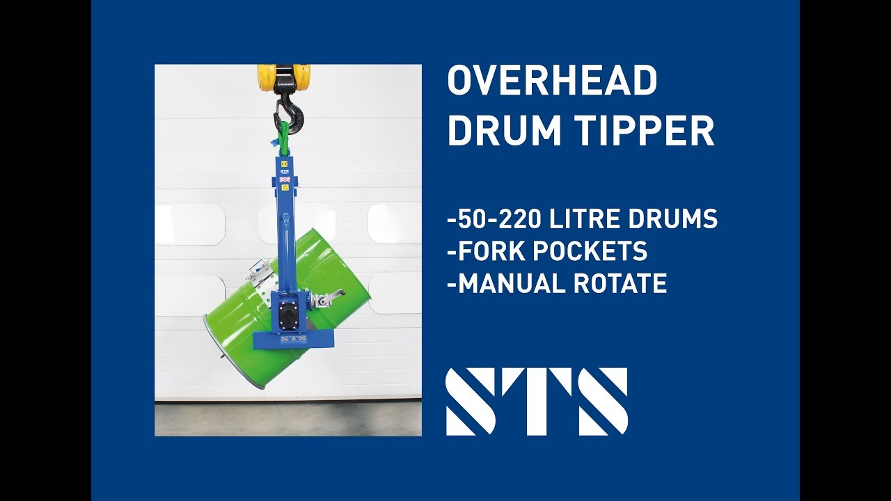 Overhead Drum Rotator (Model: DRU02) - Universal Band