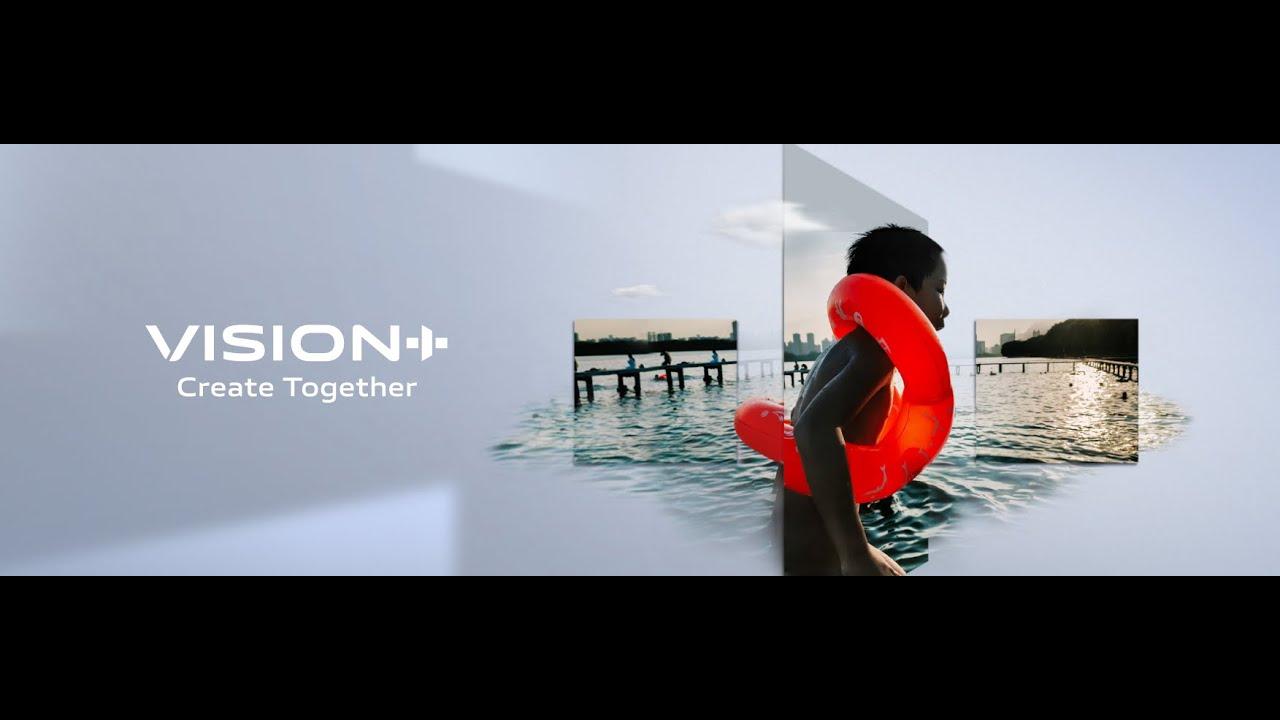 vivo VISION+ | Create Together