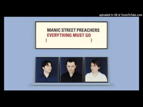 Клип Manic Street Preachers - The Girl Who Wanted To Be God
