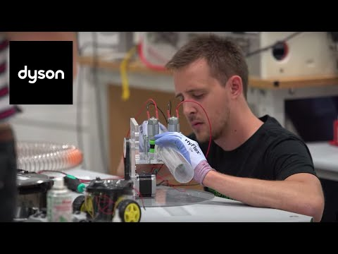 What happens when you set Dyson engineers on a Rapid Development Challenge?