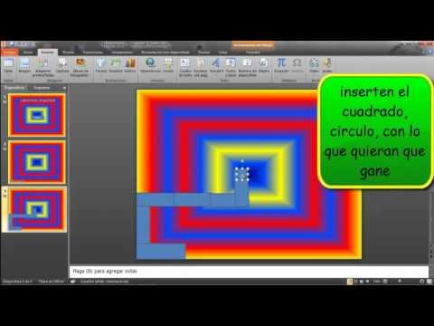 Como Hacer Un Juego De Laberinto En Powerpoint Youtube