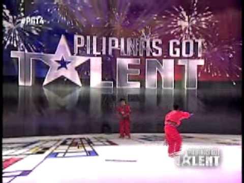 SEGUTIER TRIPLETS of PILIPINAS GOT TALENT 4