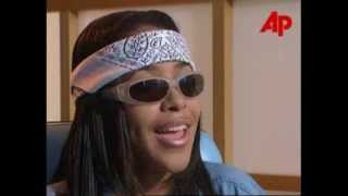 Aaliyah talks about One In A Million album & more
