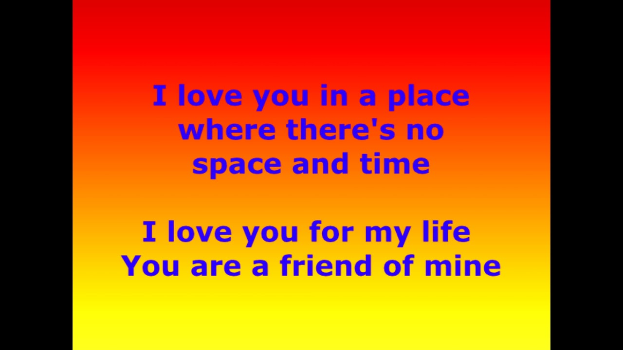 A Song For You Leon Russell With Lyrics Youtube