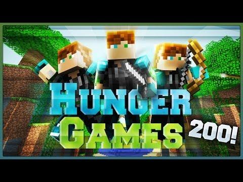 200!   Minecraft Hunger Games - GAME 200