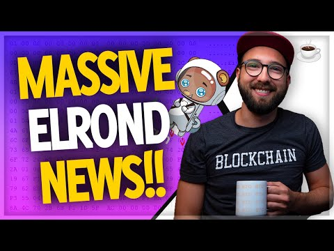 Elrond Network just got a HUGE BOOST! 🚀   Cardano smart contracts on track for September 12th