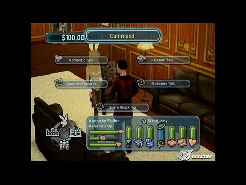 playboy ps2 game
