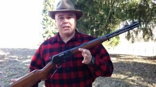 Marlin 336 in 35 Remington