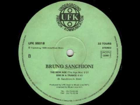 Bruno Sanchioni - Bim In A Trance - Underground French-Kommunication - 1995