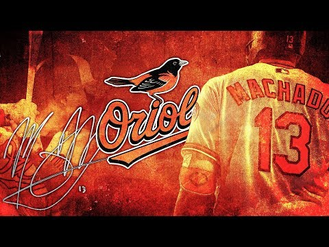 Manny Machado | 2018 Baltimore Highlights ᴴᴰ