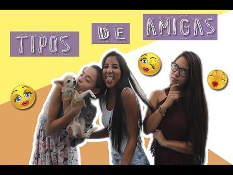 TIPOS DE AMIGAS!!! - Las Chicas Klug 👱♀️😗😬😜😱👯