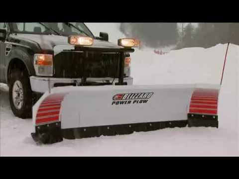 BLIZZARD® POWER PLOW™