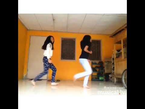 Tez cadey - seve shuffle dance musically ( september 2016) by verina and anjani