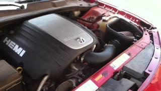 k 63 series air intake 08 charger rt
