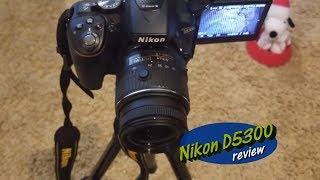 Nikon D5300 DSLR review - Good Value