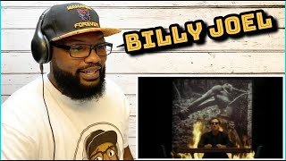 Billy Joel - We Didn't Start The Fire | REACTION