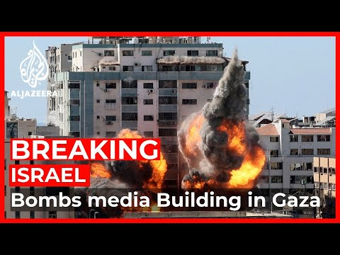 'Give us 10 minutes': How Israel bombed a Gaza media tower