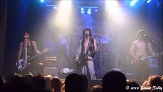 L.A. Guns - Vampire - Dallas (06/27/13)