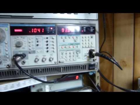 My Tektronix And HP Shop Instrumentation