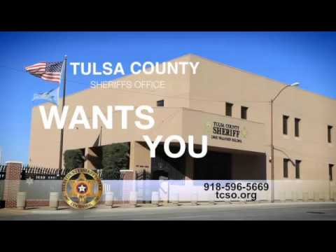 Tulsa County Sheriff's Office Commercial