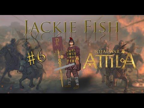 Total War: Attila - Western Roman Empire #6 RIP Quintus  (VH/VH)
