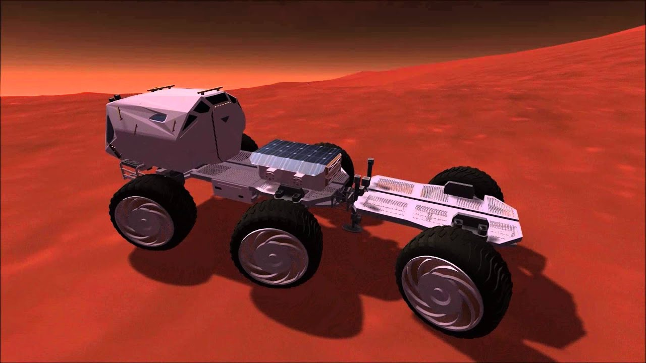 ksp mars exploration rover - photo #1