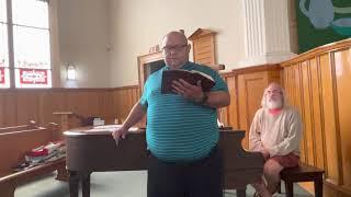 Worship Service- 7/18/21
