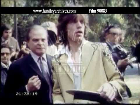 Rolling Stones 1970 European Tour - Film 90085