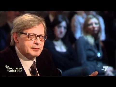 LE INVASIONI BARBARICHE 13/11/2010 - L'intervista barbarica a Vittorio Sgarbi