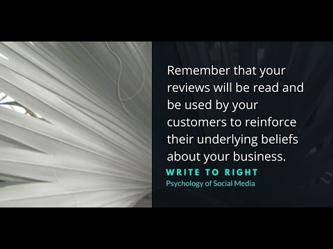 How to understand the psychology social proof & testimonials