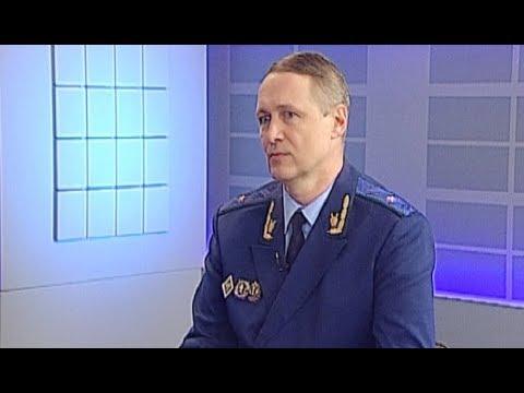 Интервью с прокурором Челябинской области Виталием Лопиным
