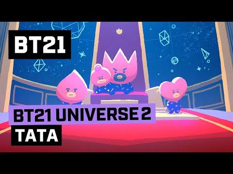 [BT21] BT21 UNIVERSE 2 ANIMATION EP.02 - TATA