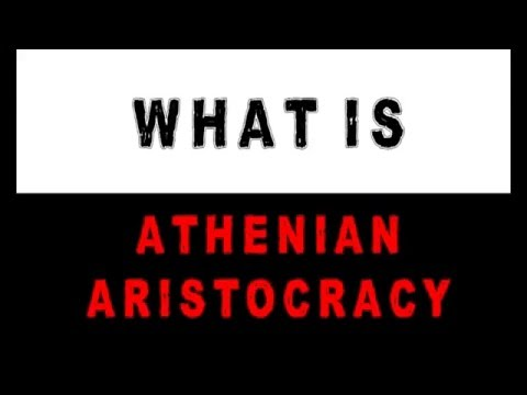 What is Aristocracy