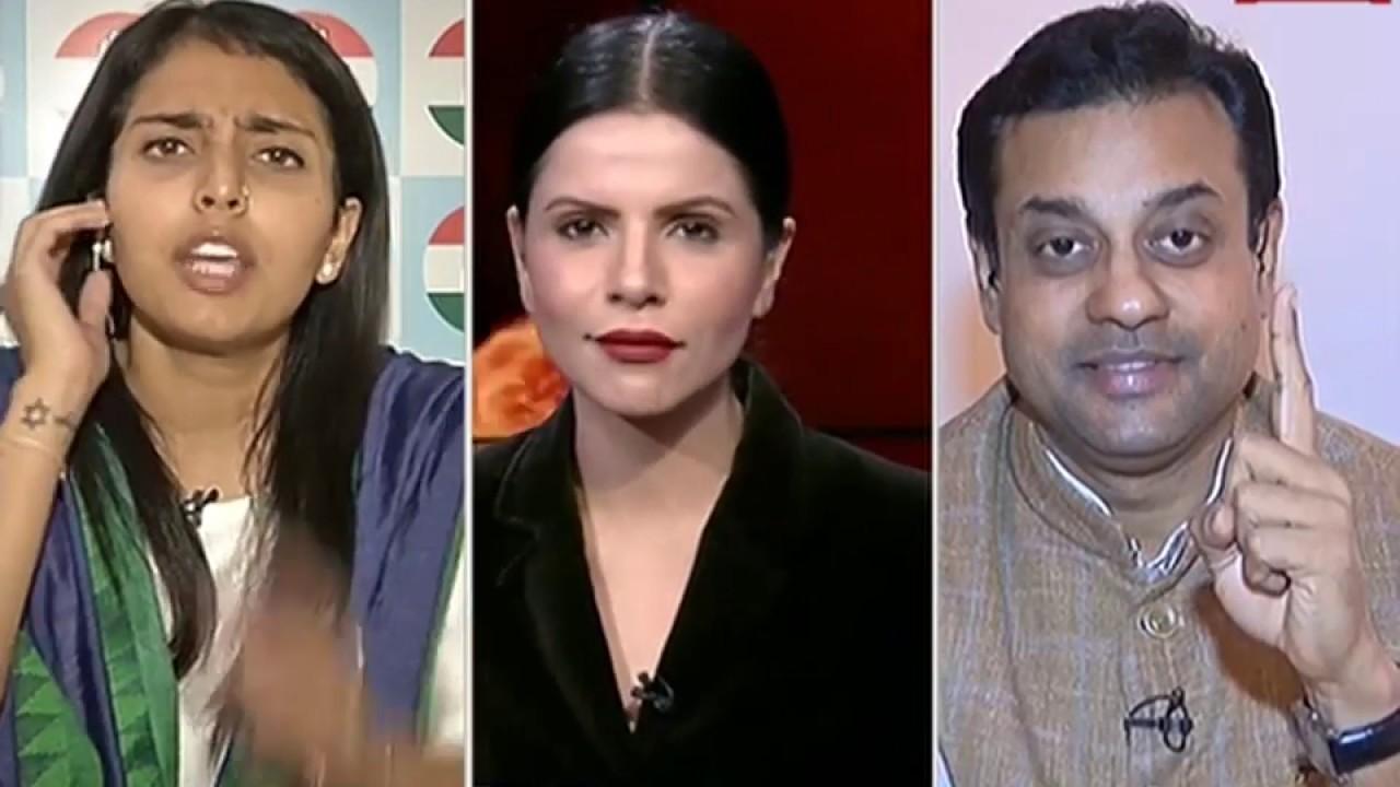 Sambit Patra Vs Aishwarya Mahadev Face Off Over CBI Row   To The Point