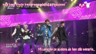 [LIVE] You're So Fly - BTOB (Sub Español+Karaoke)