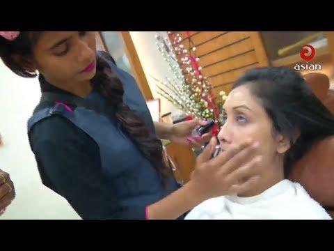 দ্রুত পার্টি মেকআপ | By Farhana Rumi Beauty consultant | Model Nipa | Make Me Beautiful EP 01
