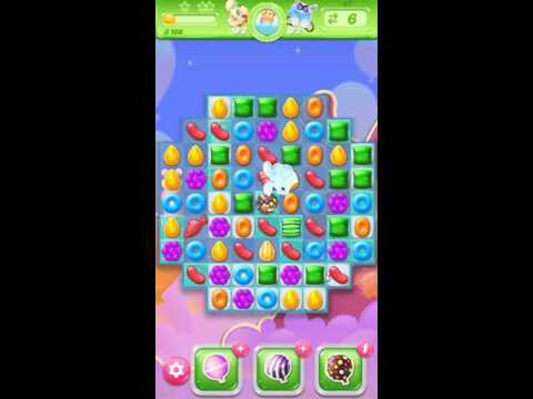 Candy Crush Jelly Saga Level 47 New No Boosters
