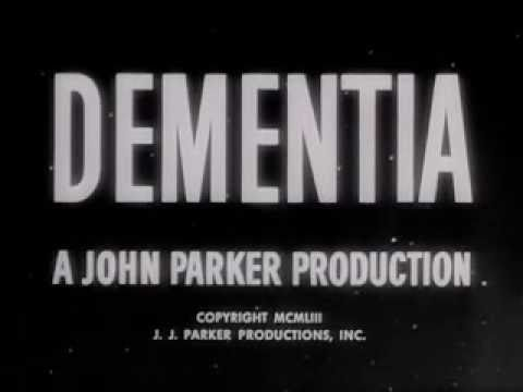 Daughter of horror - Dementia (1955) - original soundtrack by junkfood, scene1