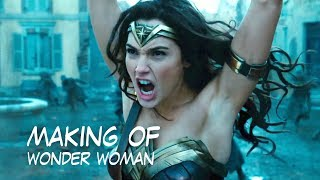 Making Of Wonder Woman Starring Gal Gadot!