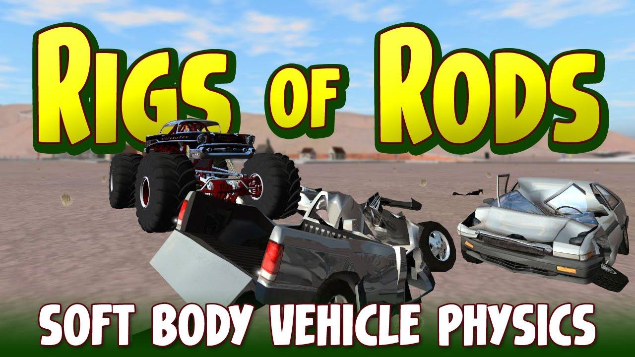 Smash, Drive & Build: 3 Awesome Physics Sandboxes Simulators