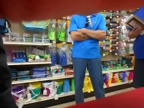 Your Dollar Store\' backpack incident - YouTube