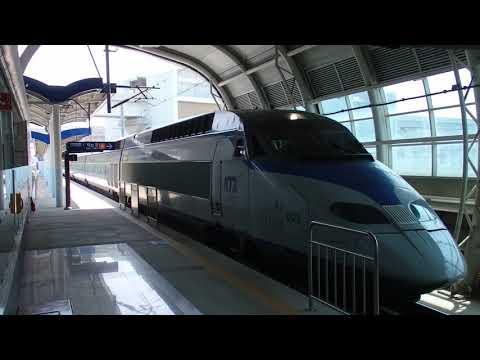 KTX仁川国際空港鉄道直通列車 黔...