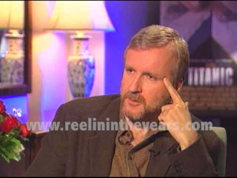 James Cameron Interview 1997 Titanic Brian Linehan's City Lights