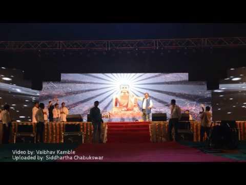 Sambhaji Bhagat Live - Maazi Maay (माझी माय) Full HD