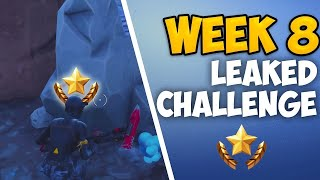 BATTLE PASS 3 WEEK 8/ALL CHALLENGES/ FORTNITE/ Search between 3 boot