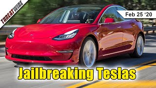 Jailbreaking Teslas  - ThreatWire