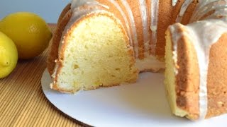 Lemon Cream Cheese Pound Cake Recipe |cooking With Carolyn